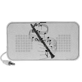 Clarinet Travel Speaker