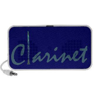 Clarinet Mini Speaker