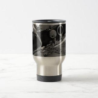 Clarinet Travel Mug