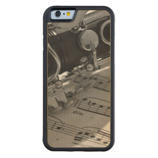 Clarinet Carved® Maple iPhone 6 Bumper Case