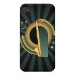 Clarinete bajo Deco 1 iPhone 4/4S Carcasas