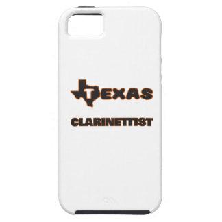 Clarinetista de Tejas Funda Para iPhone 5 Tough