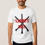 Clarinets Rule T-Shirt