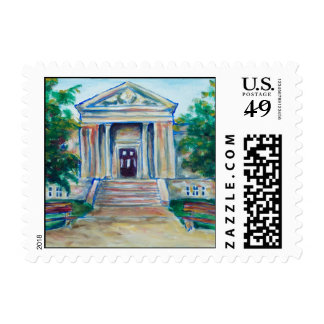 Clarion Library Stamps