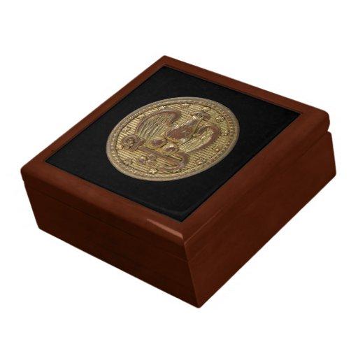 Claritas abotona la caja de regalo Image1976