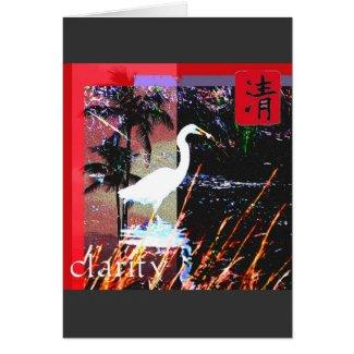 Clarity Card
