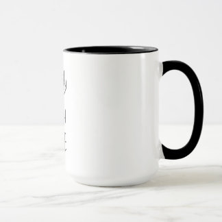 Clarity Comes With Age Mug