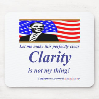 Clarity Mouse Pad