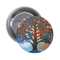 Clarity Pinback Button