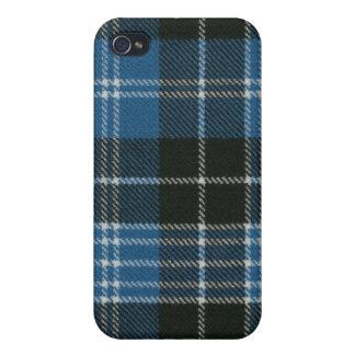 Clark Ancient Tartan iPhone 4 Case
