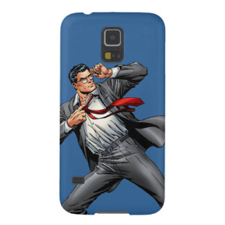 Clark changes into Superman Case For Galaxy S5