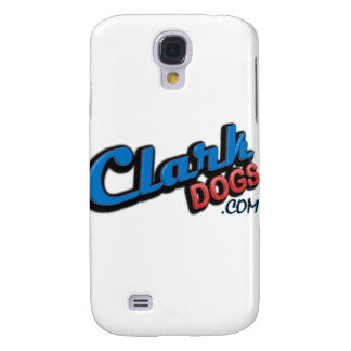 clark dogs Iphone 3 Samsung Galaxy S4 Cover
