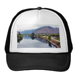 Clark Fork Missoula River Trucker Hat