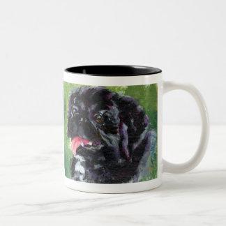 Clark' Gizmo Two-Tone Coffee Mug