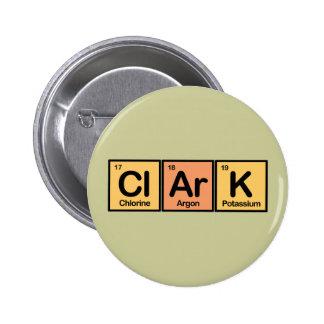 Clark hizo de elementos pins