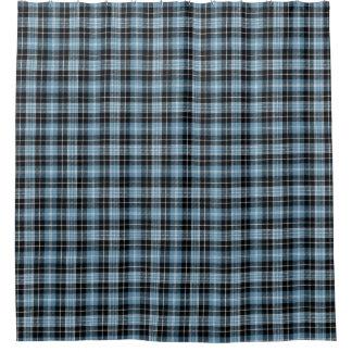 Clark Tartan Shower Curtain