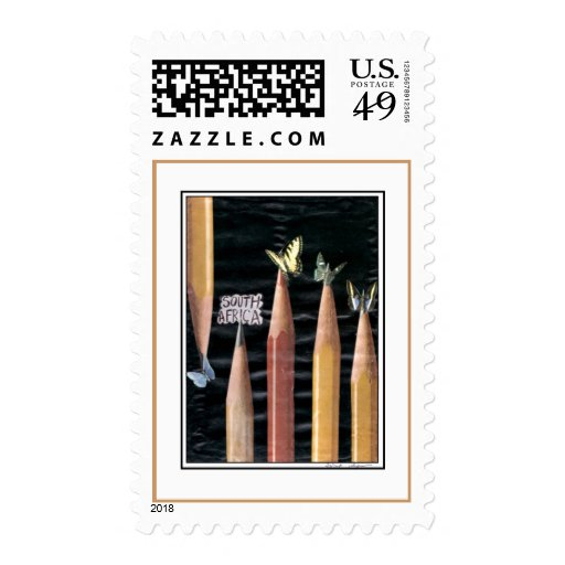 "Clark Ulysse ""HeOne Brand"" Stamps"
