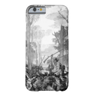 Clark's march against Vincennes across_War Image Barely There iPhone 6 Case
