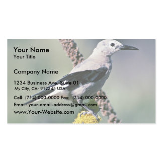 Clark's Nutcracker Double-Sided Standard Business Cards (Pack Of 100)