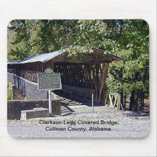 Clarkson–Legg Covered Bridge Mouse Pad