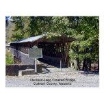 Clarkson–Legg Covered Bridge Postcard