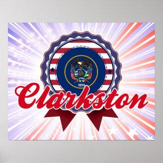 Clarkston, UT Poster