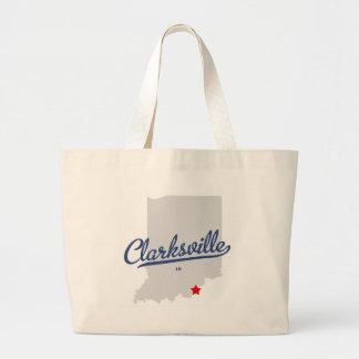 Clarksville Indiana EN camisa Bolsas