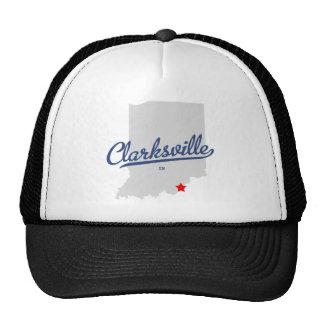 Clarksville Indiana EN camisa Gorra