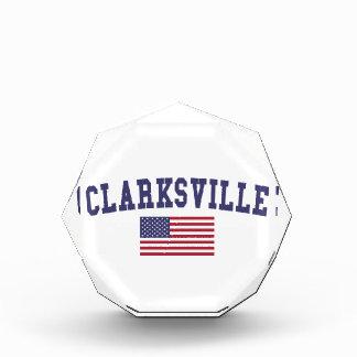 Clarksville US Flag Award
