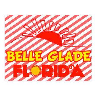 Claro de la belleza, la Florida Postales
