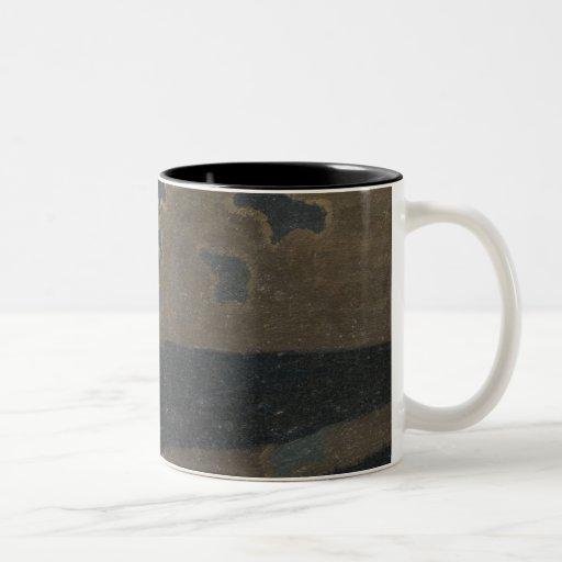 Claro de luna, 1894 taza de café