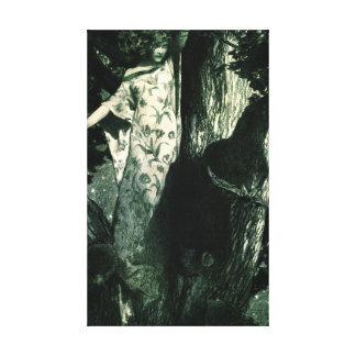 Claro de luna frecuentado 1902 lienzo envuelto para galerias