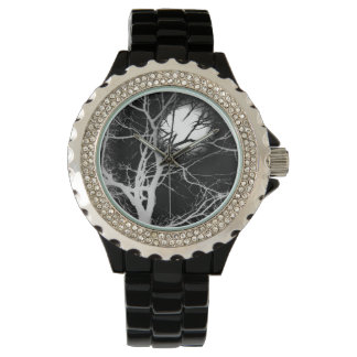 Claro de luna relojes de pulsera