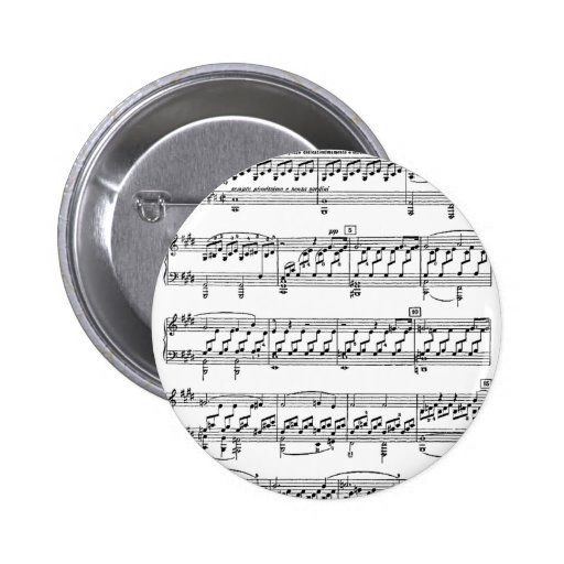 Claro de Luna-Sonata-Luis-Beethoven Pins