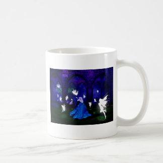 Claro de luna taza de café