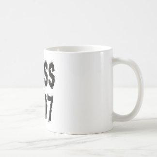 Clase 2007 taza de café