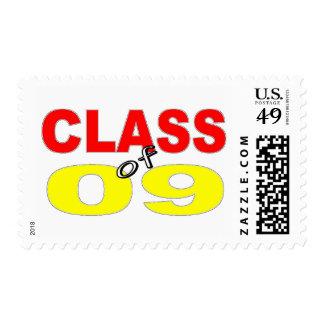 CLASE 2009 DE LA GRADUACIÓN DE 2009 ENVIO