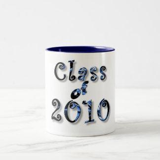 CLASE 2010 DE LA GRADUACIÓN DE 2010 TAZAS
