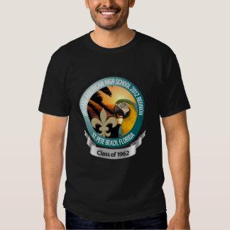 Clase 2012 de la reunión de OHS de la camiseta Playera