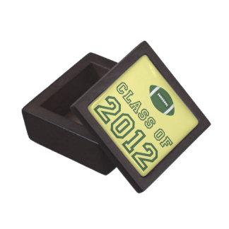 Clase 2012 del fútbol - verde 1 cajas de regalo de calidad