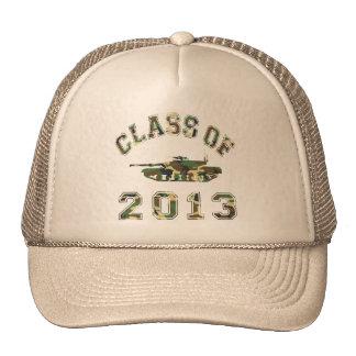 Clase 2013 de la escuela militar - Camo 2 Gorro