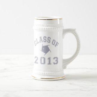 Clase 2013 de la fotografía - gris 2 jarra de cerveza