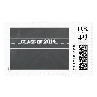 Clase 2016 timbre postal