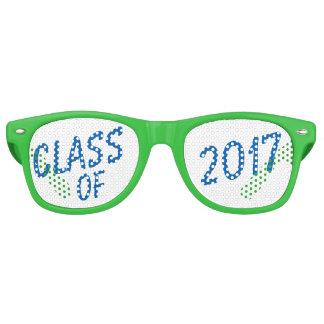 Clase azul de 2017 lentes de fiesta