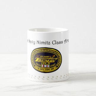CLASE CARRIER-CVN-75 Harry S. Truman de NIMITZ Tazas