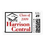Clase central de Harrison de 2009 Sellos