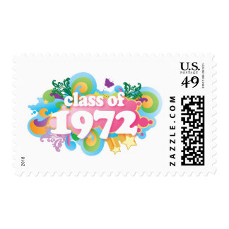 Clase de 1972 franqueo