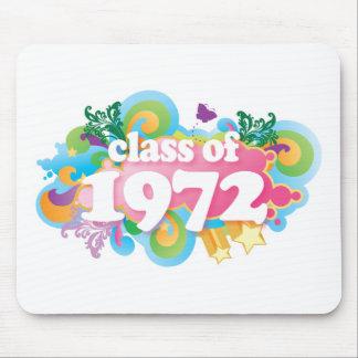 Clase de 1972 tapete de ratones