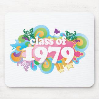 Clase de 1979 mouse pads