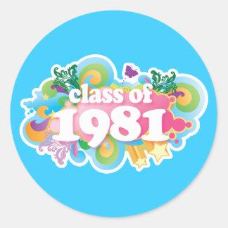 Clase de 1981